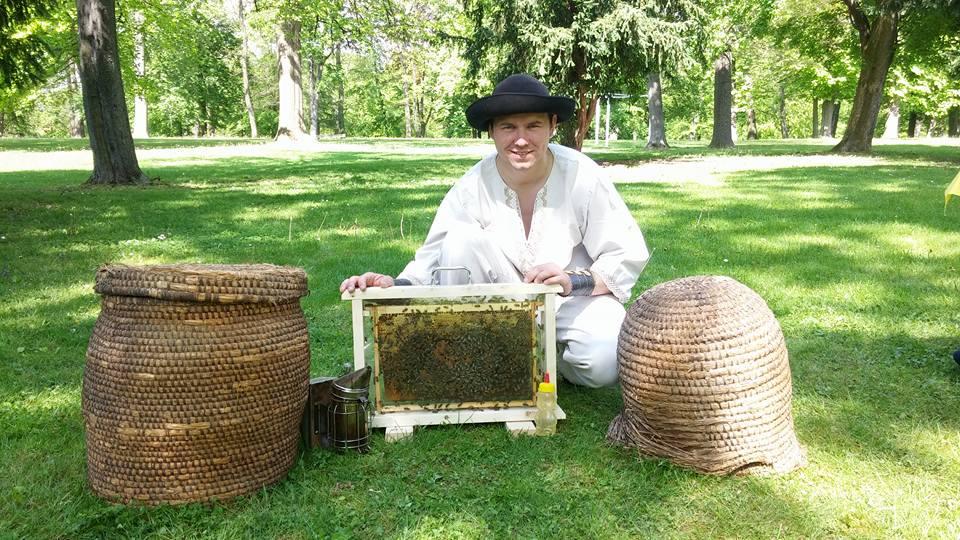 Pán včielka, čiže Jozef Čápek