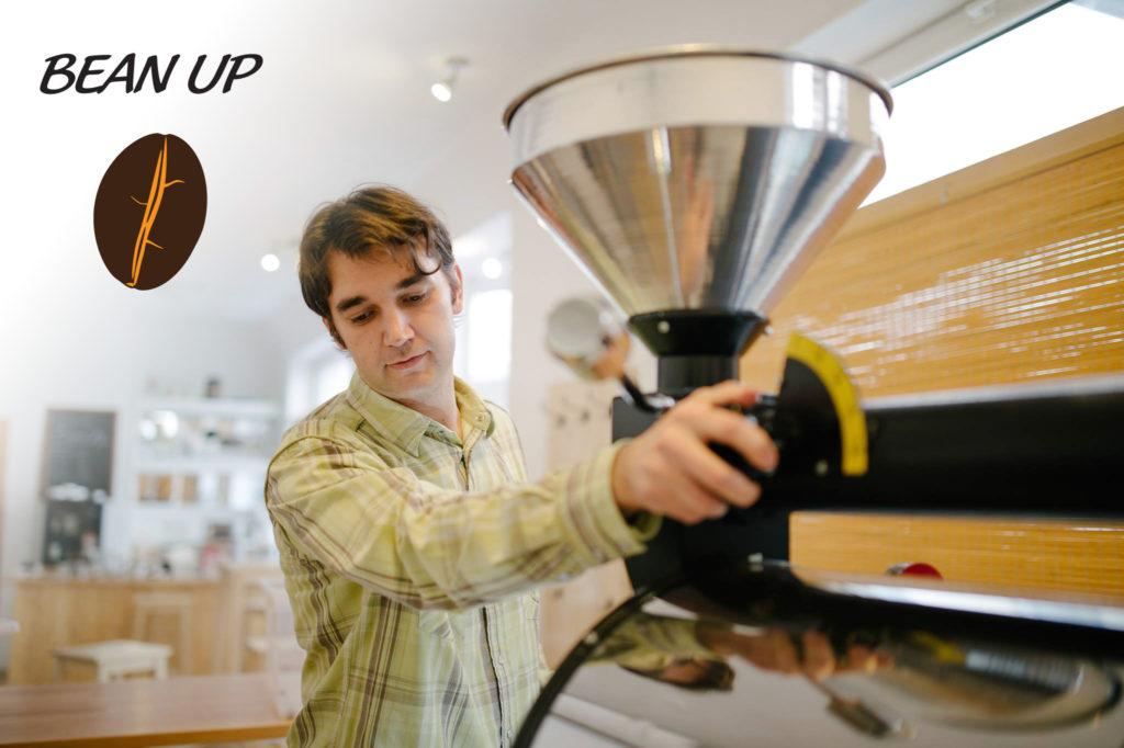 Pražiareň výberovej kávy Bean Up